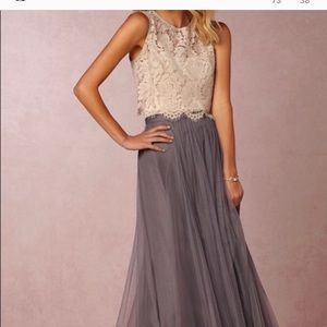BHLDN bridesmaid two piece. Brand is Jenny Yoo